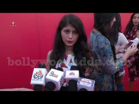 Arishfa Khan Press Meet Of Abu Dhabi Week At Mmrda Ground