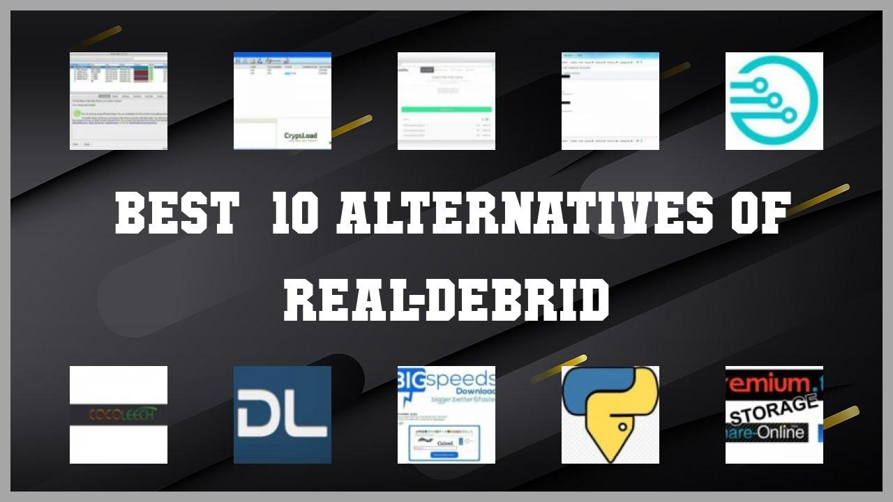 Real-Debrid | Top 17 Alternatives of Real-Debrid