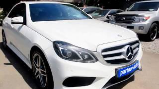 Mercedes-Benz E-klasse IV (W212, S212, C207) Рестайлинг 2.0 AT (184 л.c.) 2014г