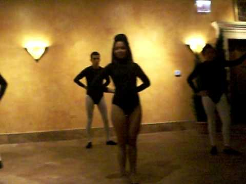 Beyonce Single Ladies- Company Talent Show - YouTube