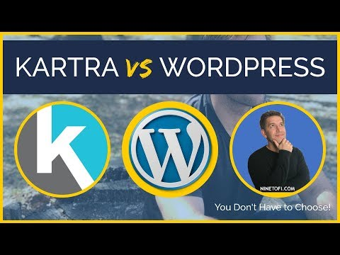 Wordpress vs Kartra - Which is the Best Platform for You?