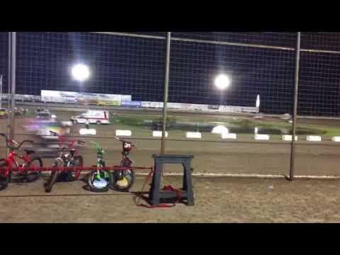 Route 66 Speedway Amarillo TX sprint cars 2