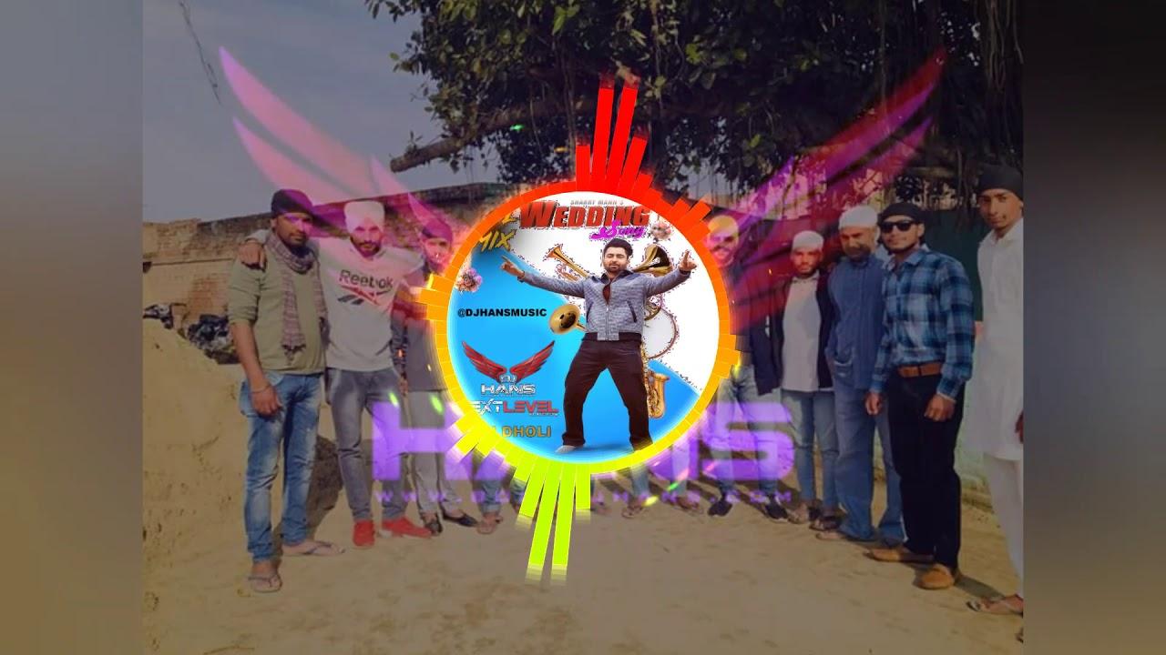 Wedding- Sharry Maan l Dhol Mix l Jassi  Bhullar (Dj Hans) Ashi Dholi-  NextLevelRoadshow