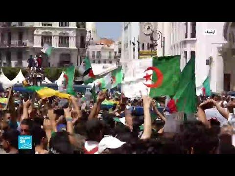 أكثر من 40 جزائريا طالتهم أحكام بالسجن ومتابعات أمنية بعد مشاركتهم في مسيرات الحراك