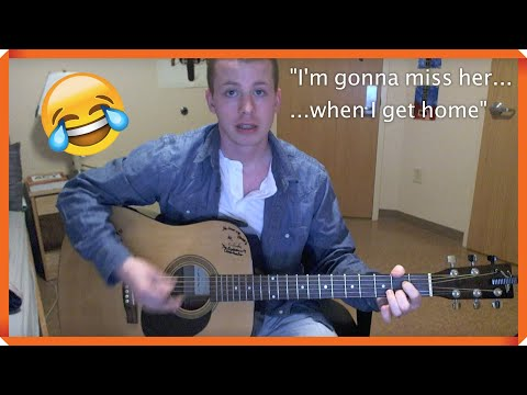 I'm Gonna Miss Her - Brad Paisley (cover) by Michael Lee