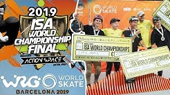 SCOOTER WORLD CHAMPIONSHIP 2019 *WORLD ROLLER GAMES*