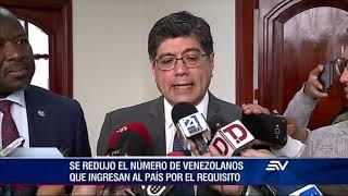 Ecuador Confirma Que Se Habilitará Permisos De Tránsito A Venezolanos