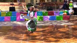Shreya Gollamudi - World Music & Movement Festival (Spring 2014)
