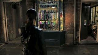 THE HOUSE OF MYSTERY -- INTERACTIVE FILMGAME -  CAT VA ALLA FESTA