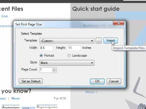 create pdf templates using bluebeam pdf revu youtube
