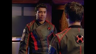 "vuclip Power Rangers Ninja Storm - Clone Ninja Training   Episode 9 ""Snip It, Snip It Good"""