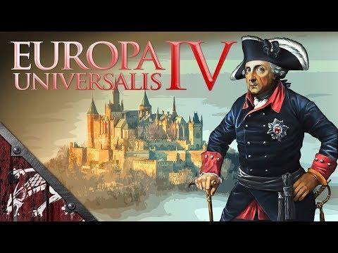 Let's Play EU4 Voltaire's Nightmare Ep74 GERMAN GENESIS!