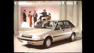 昭和60年商業 トヨタ スプリンター 1500 2E-LU 12v リビエールサルーン ...