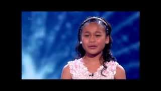 ARISXANDRA LABINTINO - BRITAIN'S GOT TALENT 2013 SEMI FINAL PERFORMANCE