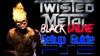 How To: Setup Twisted Metal Black Online in 2016!