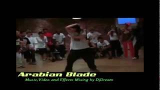 Free Runners VS Dancers - Arabian Blade
