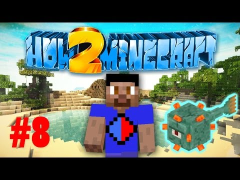 Minecraft SMP HOW TO MINECRAFT S2 #8 'WATER TEMPLE RAID!' with Vikkstar