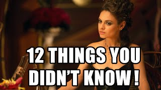 12 Things You Didn't Know About Jupiter Ascending