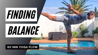 Finding Balance (60 min) | with Steven from Yoga Works