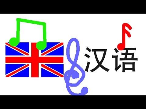 Is English a Tonal Language?