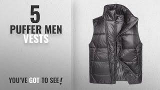 Top 10 Puffer Men Vests [Winter 2018 ]: COOFANDY Mens Casual Lightweight Front-Zip Bodywarmer Down