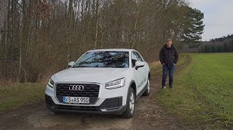 Wir schauen uns den kleinsten Q einmal an - Audi Q2 30 TFSI - Review, Fahrbericht, Test