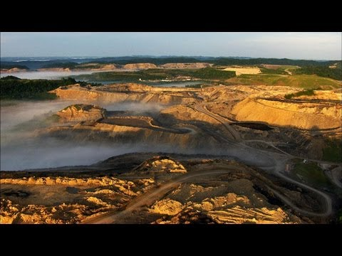 The Land of Mountaintop Removal