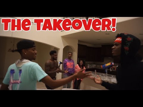 THE TAKEOVER!!! (PART3)