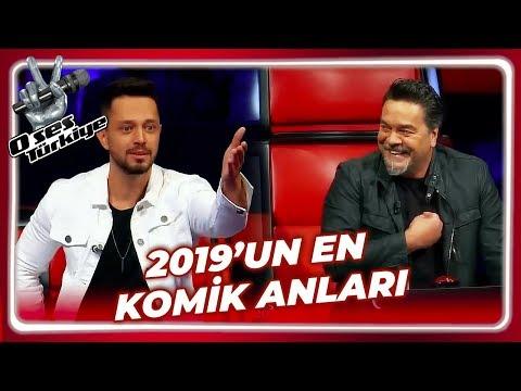 O Ses Türkiye 2019 En Komik Anlar | O Ses Türkiye