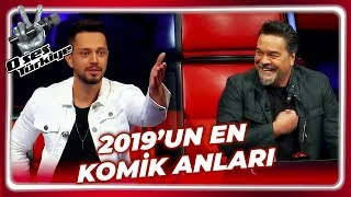 The Funniest Moments of 2019 The Voice Turkey