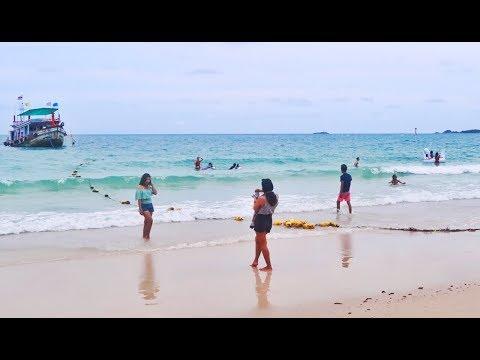 THAILAND'S KO SAMET ISLAND - TROPICAL PARADISE