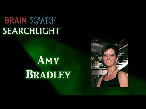 Amy Bradley on BrainScratch Searchlight