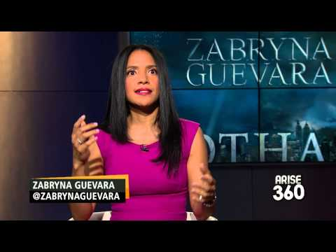 Arise Entertainment 360 with Actress Zabryna Guevara