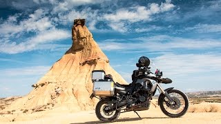 2015/16 F800GS Adventure Season Trailer - Spain to Ireland's West Coast