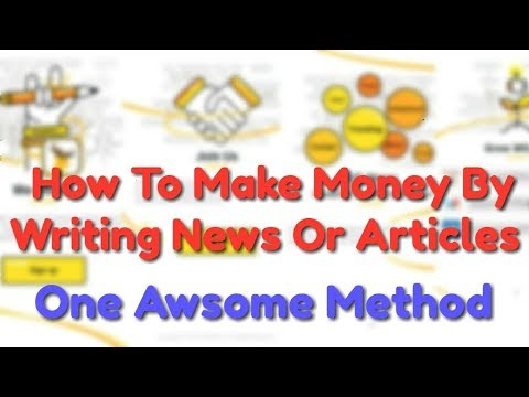 How To Make Money By Writing Article Or News | How To Make Money On UC web Or UC News