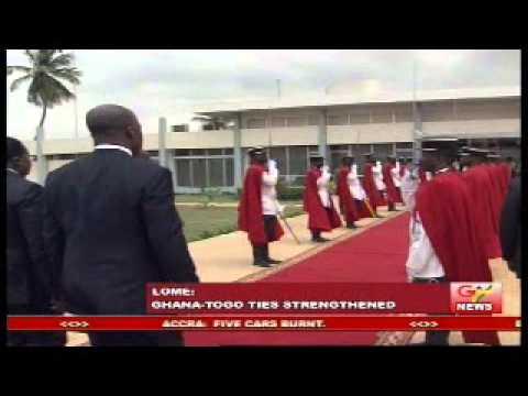 Ghana - Togo Ties Strengthened