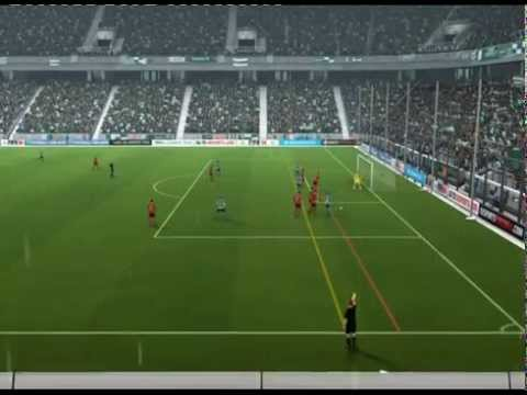 FIFA 14 (UEFA Champions League Spiel.98 Sporting Lissabon vs Bayer 04 Leverkusen)