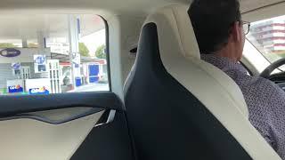 My Tesla test drive