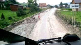DANGEROUS Road: Meanwhile in Slovakia