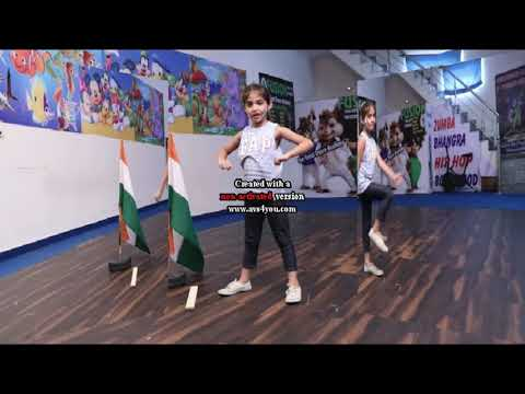 Fusion Dance Performance ||  Gandhi Jayanti Special Song || Fusion Dance