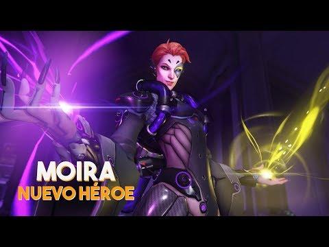 Nuevo Héroe: Moira | Overwatch