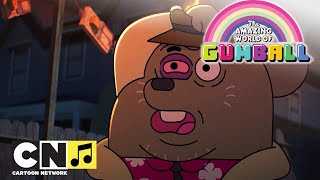 Karaoke ♫ Niesamowity świat Gumballa ♫ Szkodnik ♫ Cartoon Network