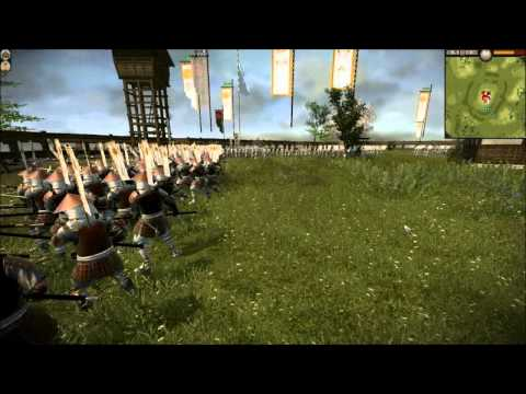 Shogun 2 Total War: Fighting the Deadly Hattori |