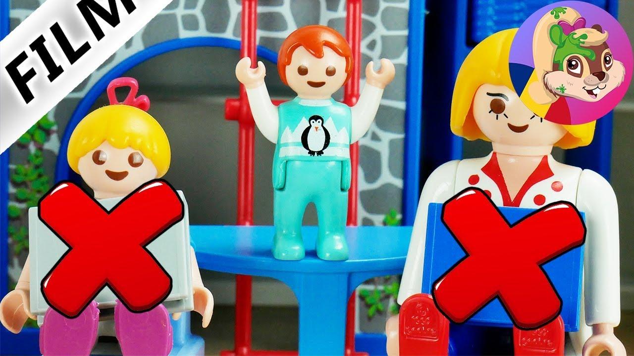 Film Playmobil - CINE O CUNOAȘTE CEL MAI BINE PE EMA ANTON? PROVOCARE PLAYMOBIL - Familia Anton