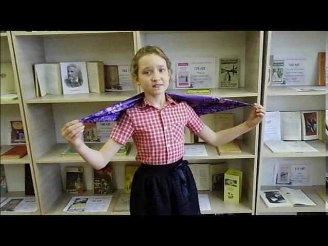 Изображение предпросмотра прочтения – АлинаШевченко читает произведение «Русские народные частушки» (Русский фольклор )