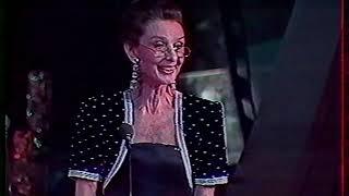Hepburn Audrey   1987 03 07  Daniel Auteuil best actor @ 12e Ceremonie des Cesars