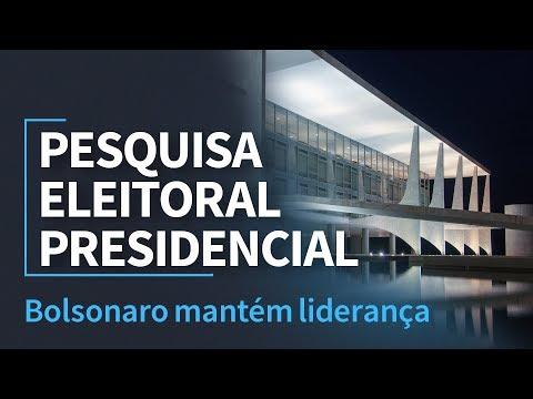 Haddad cresce 7 pontos e Bolsonaro mantém liderança - Pesquisa BTG/FSB