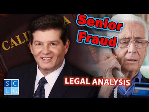 Legal Analysis of Senior Fraud - Financial Exploitation