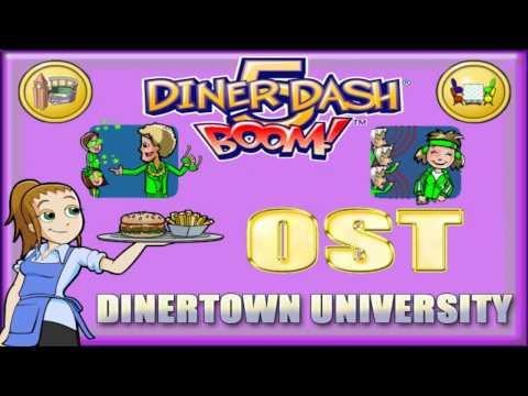 Diner Dash 5 Boom! - OST -