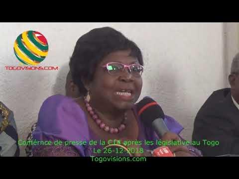 """TOGO/Mme. B. ADJAMAGBO-JOHNSON: """"Nous abordons une nouvelle phase de lutte..."""""""